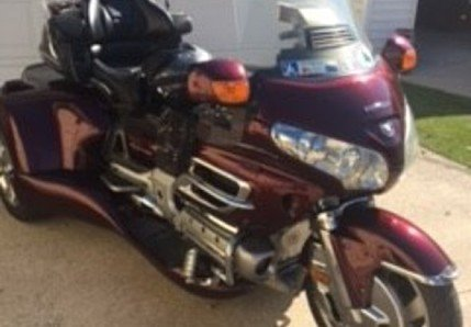 2006 Honda Gold Wing for sale 200499265