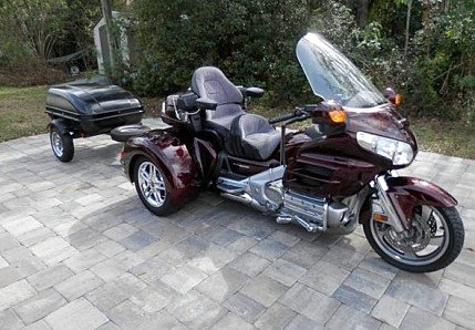 2006 Honda Gold Wing for sale 200574132