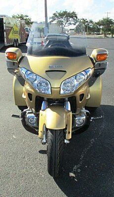 2006 Honda Gold Wing for sale 200620765