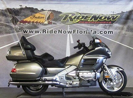 2006 Honda Gold Wing for sale 200623693