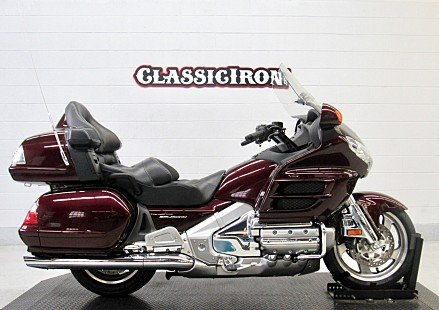 2006 Honda Gold Wing for sale 200651653