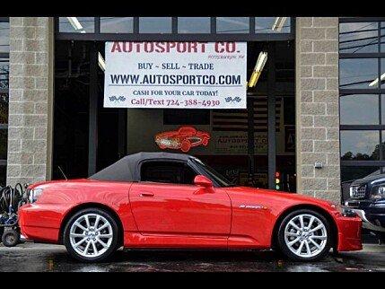 2006 Honda S2000 for sale 101004276