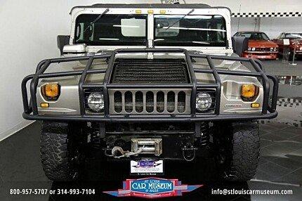 2006 Hummer H1 4-Door Open Top for sale 100784036