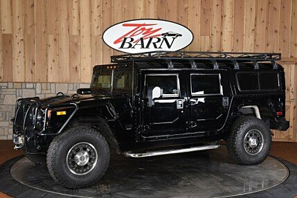 2006 Hummer H1 4-Door Wagon for sale 100847868