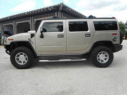 2006 Hummer H2 for sale 100769092