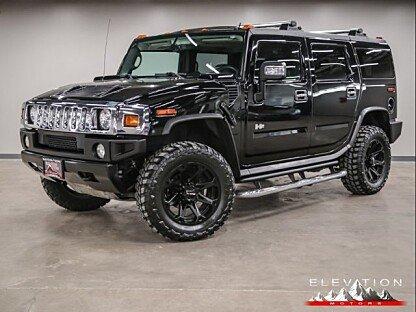 2006 Hummer H2 for sale 101017637