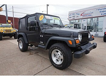 2006 Jeep Wrangler 4WD X for sale 100842430
