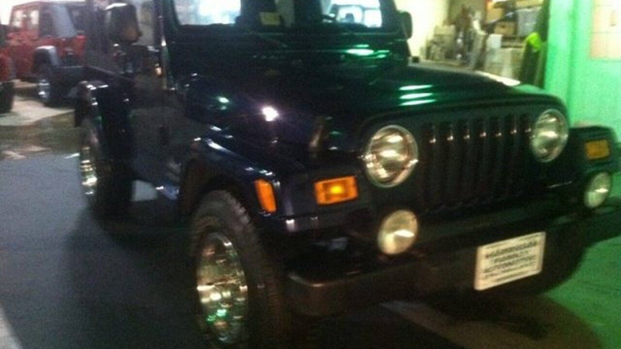 2006 Jeep Wrangler 4WD X for sale 100975911