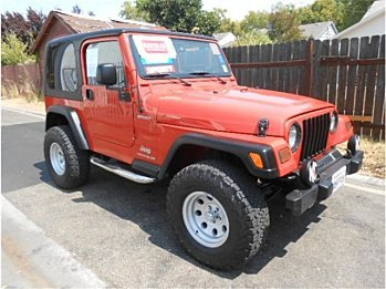 2006 Jeep Wrangler 4WD Sport for sale 101018117
