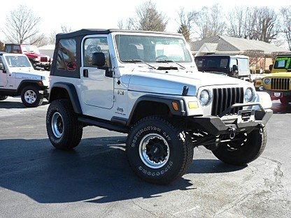 2006 Jeep Wrangler for sale 100761038