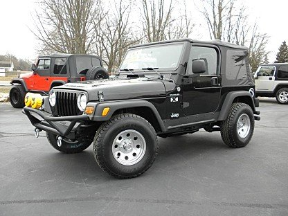 2006 Jeep Wrangler for sale 100847813