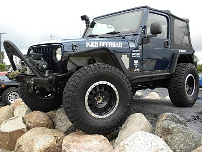 2006 Jeep Wrangler for sale 100888159