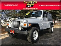 2006 Jeep Wrangler 4WD Unlimited for sale 100926547