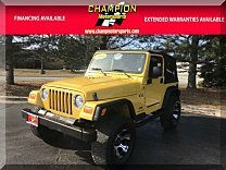 2006 Jeep Wrangler 4WD X for sale 100955067