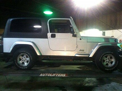 2006 Jeep Wrangler 4WD Unlimited for sale 100961133