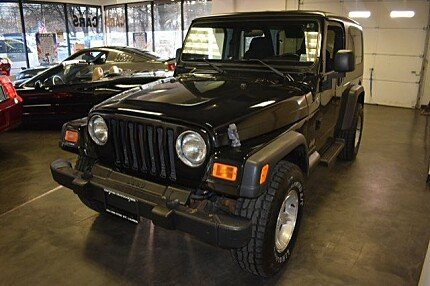 2006 Jeep Wrangler 4WD Unlimited for sale 100963328