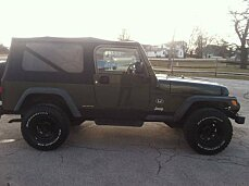 2006 Jeep Wrangler 4WD Unlimited for sale 100966510