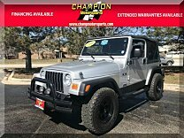 2006 Jeep Wrangler 4WD X for sale 100967528