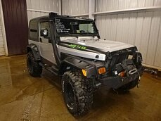 2006 Jeep Wrangler 4WD X for sale 100975914