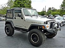 2006 Jeep Wrangler 4WD Rubicon for sale 100976494