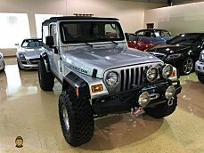 2006 Jeep Wrangler 4WD Unlimited Rubicon for sale 100976707