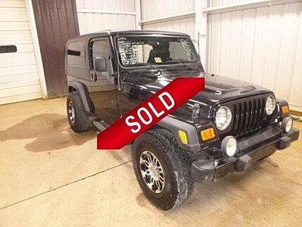 2006 Jeep Wrangler 4WD Unlimited for sale 100993638