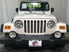 2006 Jeep Wrangler 4WD Unlimited for sale 100994113