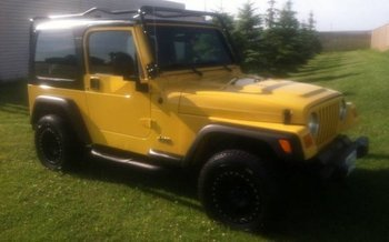 2006 Jeep Wrangler 4WD X for sale 100994784