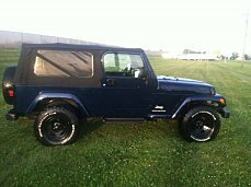 2006 Jeep Wrangler 4WD Unlimited for sale 100994785