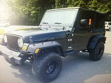 2006 Jeep Wrangler 4WD X for sale 100994981