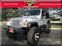 2006 Jeep Wrangler 4WD X for sale 101005015