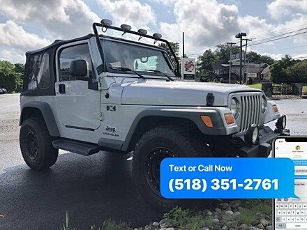 2006 Jeep Wrangler 4WD X for sale 101016819