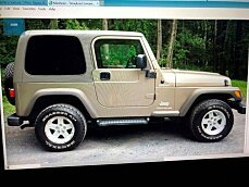 2006 Jeep Wrangler 4WD Sport for sale 101023203