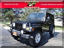 2006 Jeep Wrangler 4WD Rubicon for sale 101028848