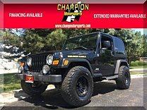 2006 Jeep Wrangler 4WD Sport for sale 101028849