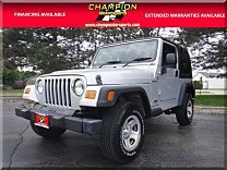 2006 Jeep Wrangler 4WD Sport w/ Right Hand Drive for sale 101031228
