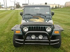 2006 Jeep Wrangler 4WD Sport for sale 101050072