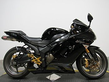 2006 Kawasaki Ninja ZX-6R for sale 200431232