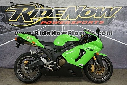2006 Kawasaki Ninja ZX-6R for sale 200570228