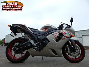2006 Kawasaki Ninja ZX-6R for sale 200611251