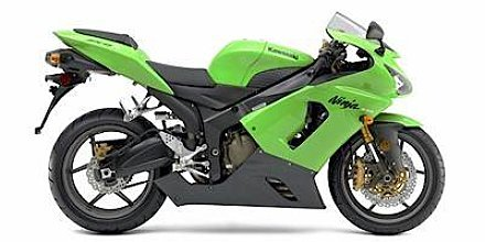 2006 Kawasaki Ninja ZX-6R for sale 200683406