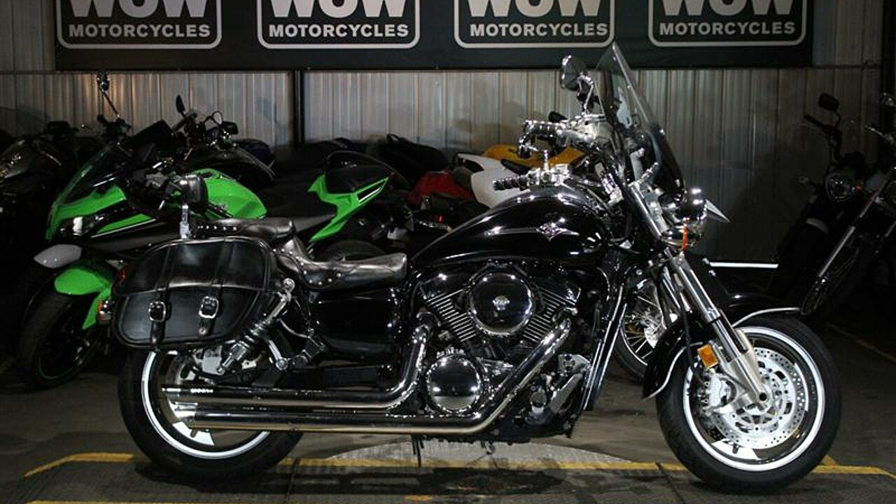 2006 Kawasaki Vulcan 1600 for sale 200570816