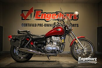 2006 Kawasaki Vulcan 500 for sale 200552594