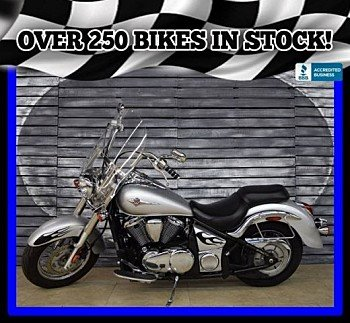 2006 Kawasaki Vulcan 900 for sale 200498372