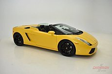 2006 Lamborghini Gallardo Spyder for sale 100968190