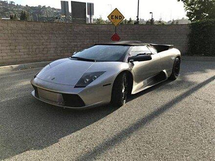 2006 Lamborghini Murcielago Roadster for sale 100897725