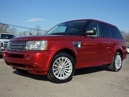 2006 Land Rover Range Rover Sport HSE for sale 100974656