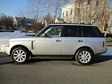 2006 Land Rover Range Rover Supercharged for sale 100848291