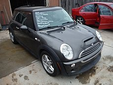 2006 MINI Cooper S Hardtop for sale 100292223