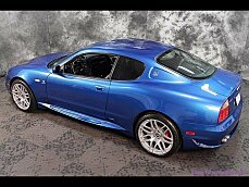 2006 Maserati GranSport Coupe for sale 100872265